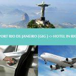 private transfers - Rio de janeiro GIG - Traslado Aeroporto Galeão