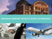 North Brazil - Manaus - Private transfer Airport to hotel in Manaus - aeroporto de Manaus