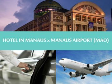 North Brazil - Manaus - Private transfer Hotel in Manaus to Airport - North Brazil - Manaus - Private transfer Hotel in Manaus to Airport - Traslado Hotel em Manaus