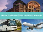 North Brazil - Manaus - Regular transfer Airport to Hotel in Manaus - Traslado aeroporto de Manaus - Traslado Hotel para aeroporto