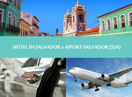 Salvador transfer - Hotel in Salvador to Salvador airport - Aeroporto de Salvador