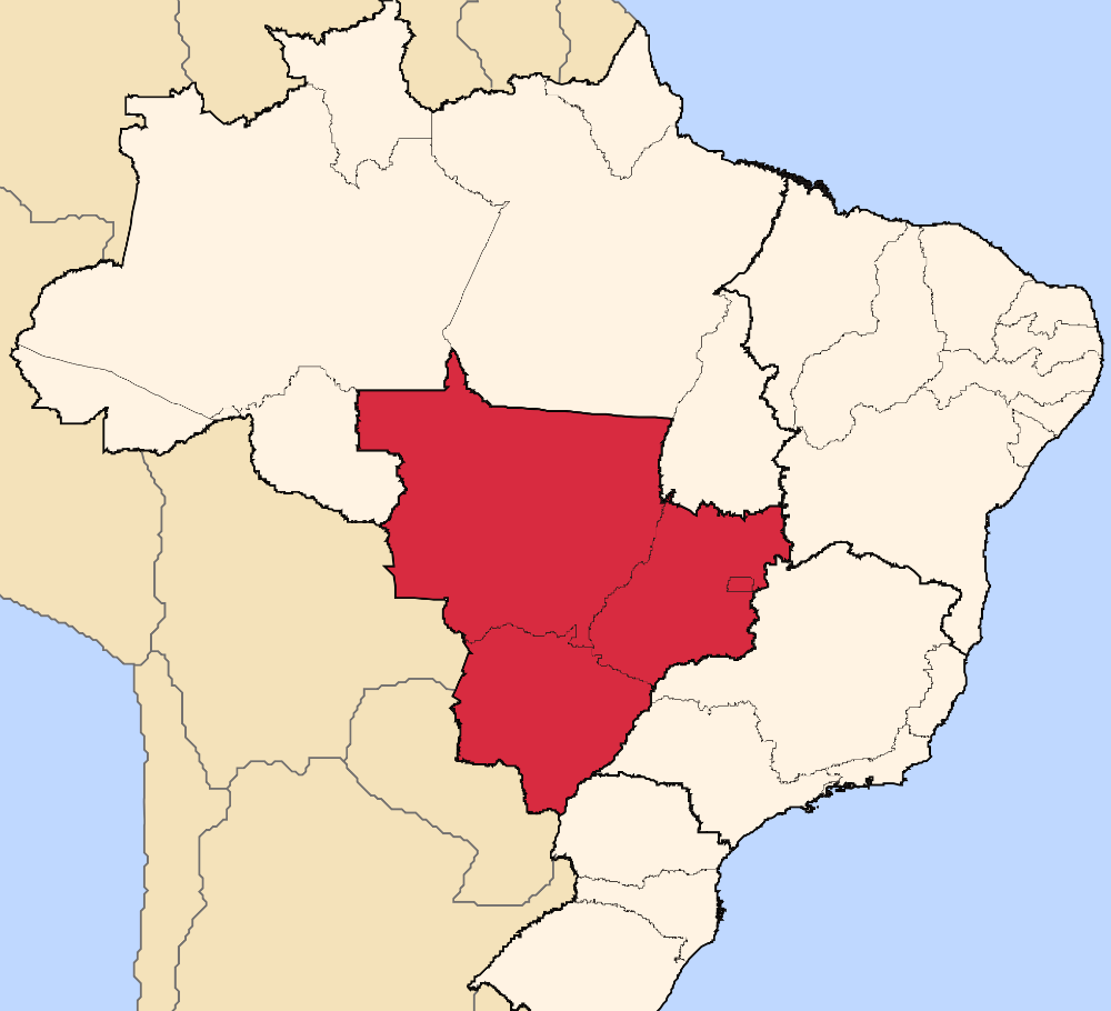 Brazil Map Png