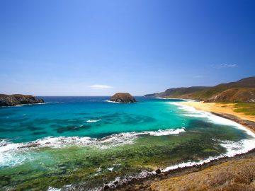 Fernando de Noronha - Atalaia Pontinha Caeiras Trail - Mar de fora - Trilha Atalaia