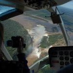 Iguassu falls - Brazilian side - Helicopter tour 4 - Passeio de helicóptero
