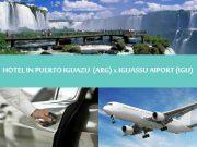 Iguassu falls - Private transfers hotel in Puerto Iguazu (arg) to Iguassu airport (IGU) - Transfer Hotel Puerto Iguazu