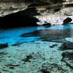 Northeast Brazil - Chapada diamantina - Pratinha - Visita Gruta Azul