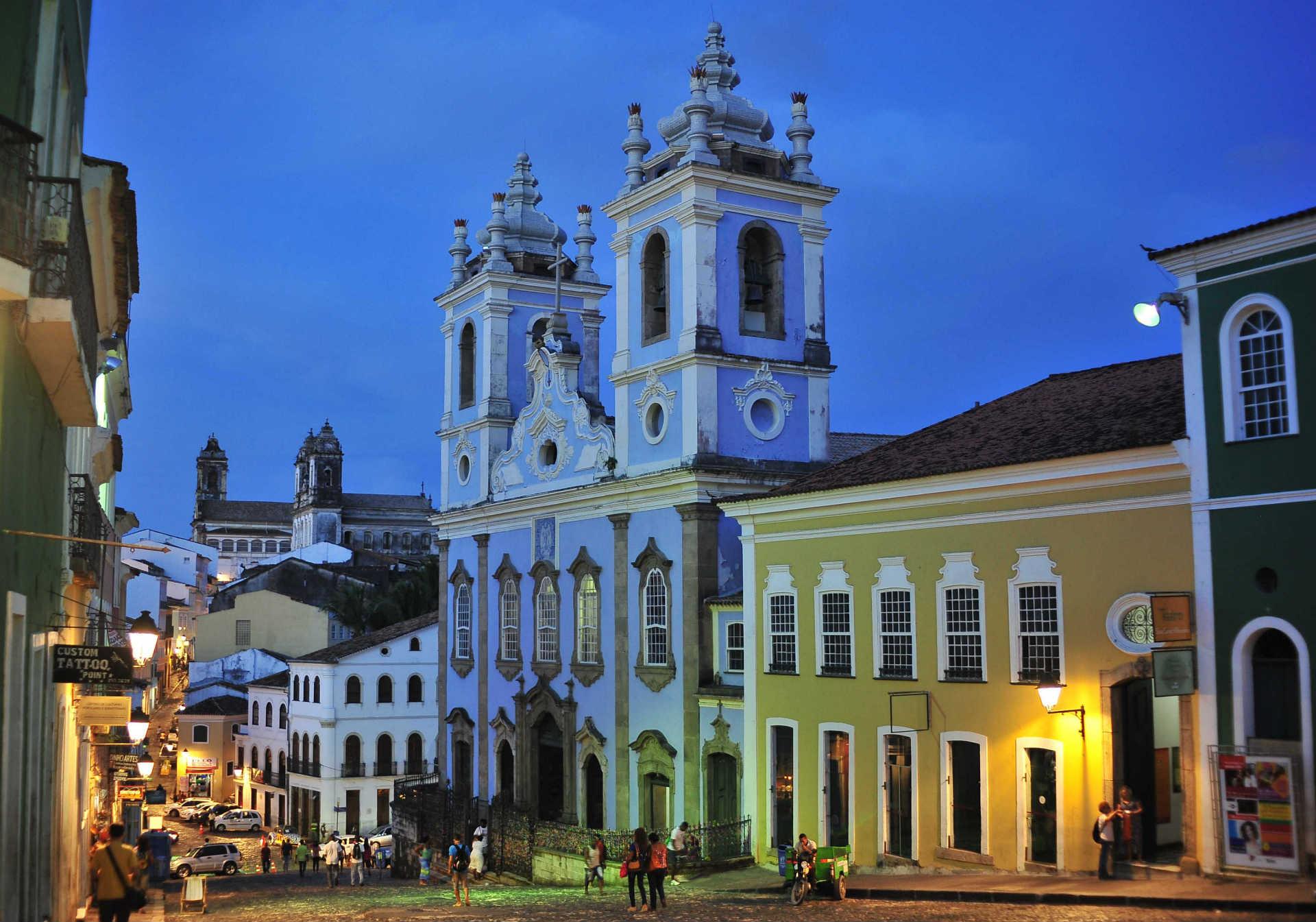 Salvador - Pelourinho - Viagem em Salvador
