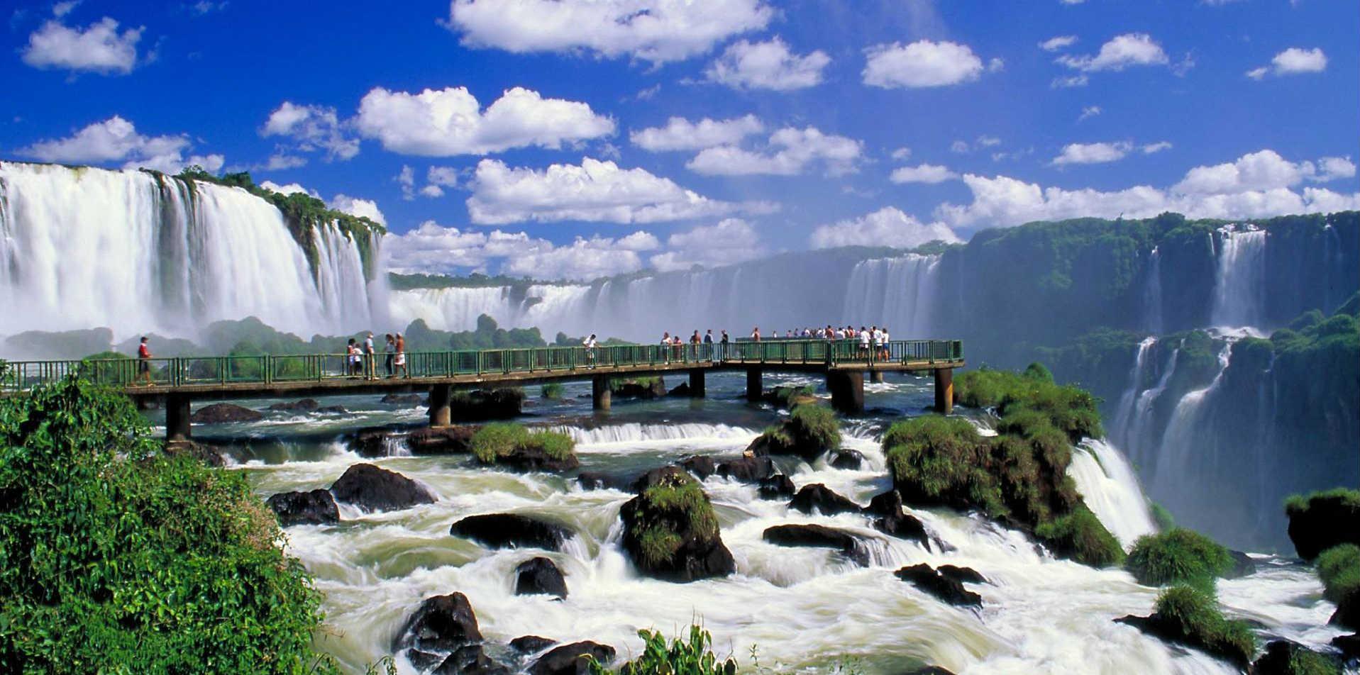 South Brazil - Iguassu falls