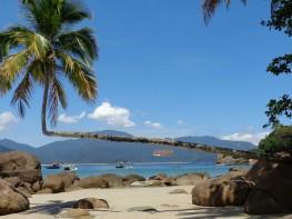 ilha grande - Praia do aventureiro - Viagem à Ilha Grande