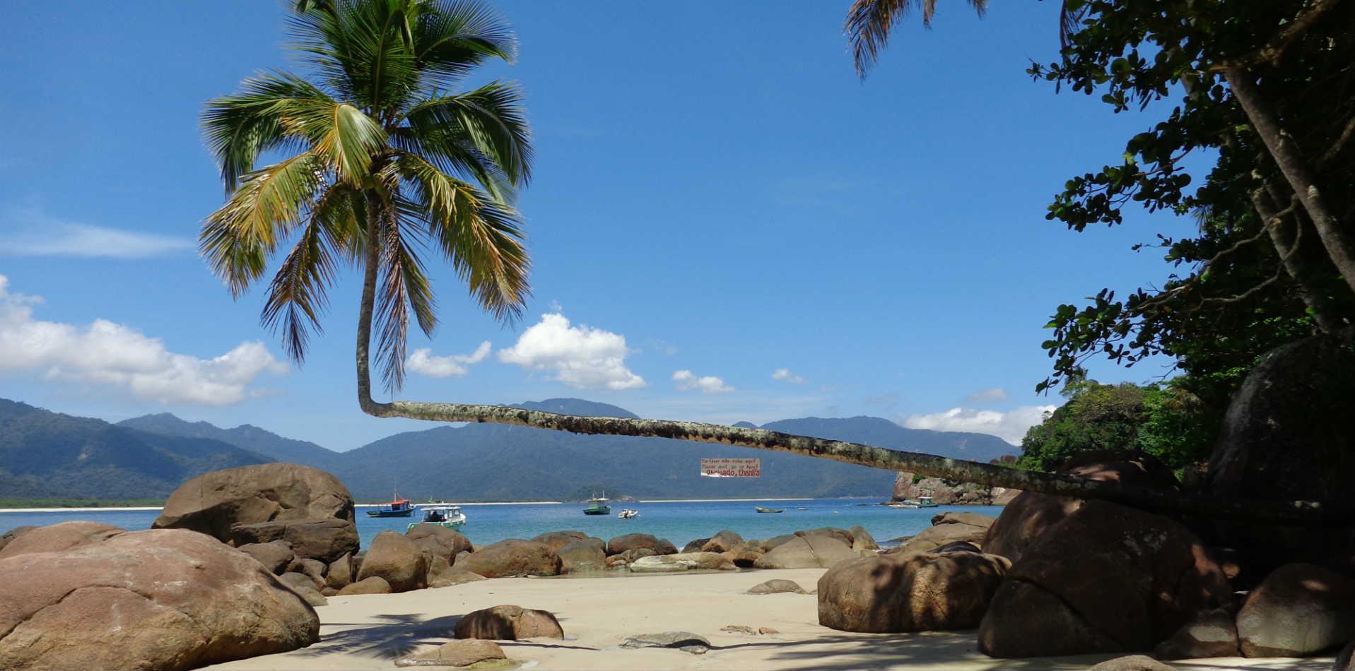 ilha grande - Praia do aventureiro