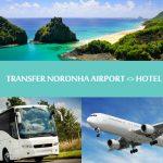 transfer Noronha airport to hotel - Traslado em Noronha