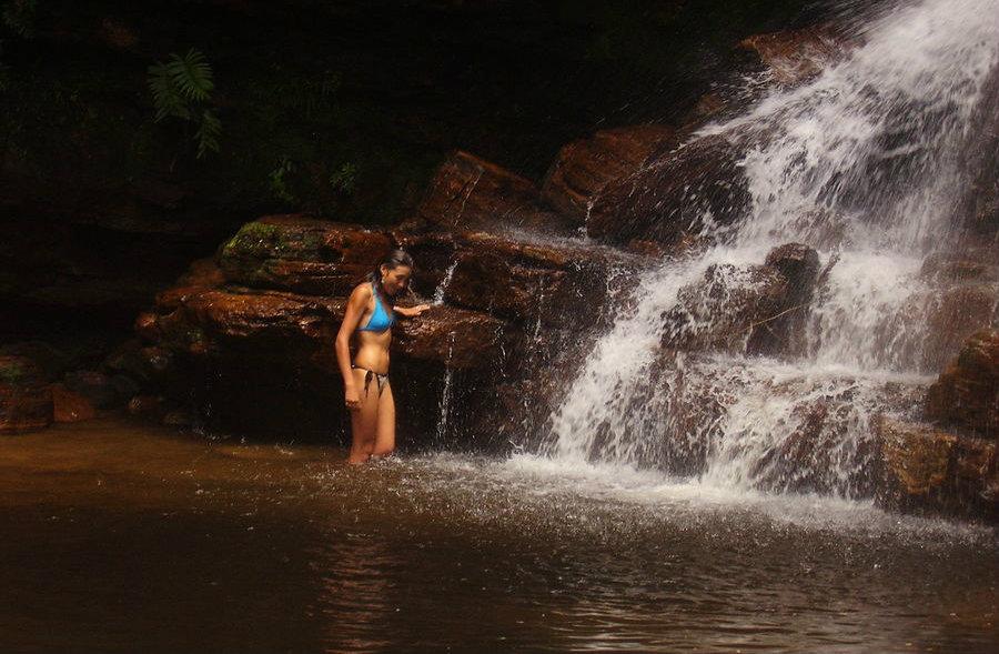 Northeast-Brazil-Chapada-diamantina-Purificacao-falls-1
